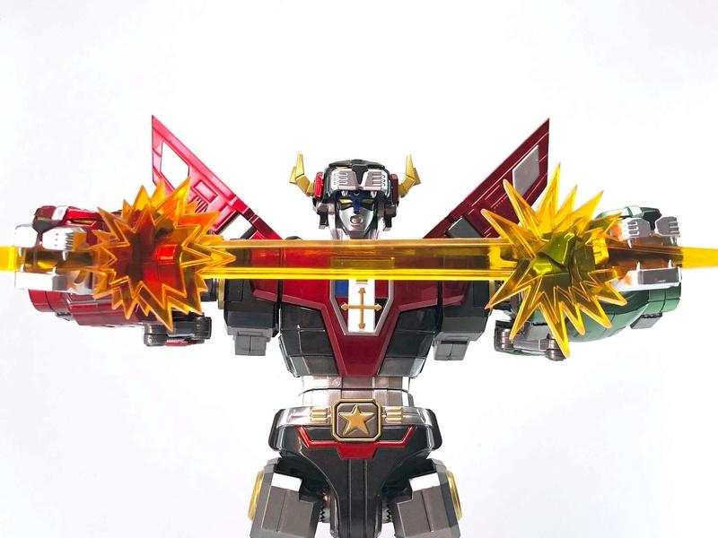 Voltron (Lion Voltron) - Diecast Golion (Icarus Toys / Toyswalker) 01473012