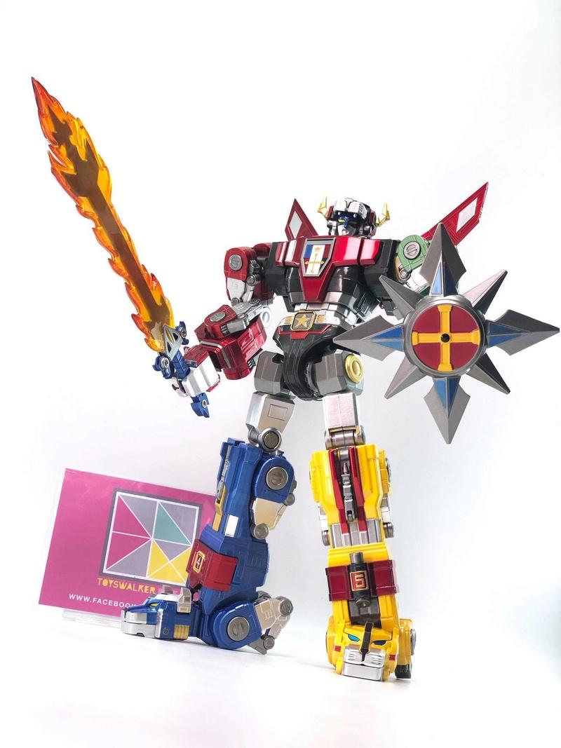 Voltron (Lion Voltron) - Diecast Golion (Icarus Toys / Toyswalker) 01473110