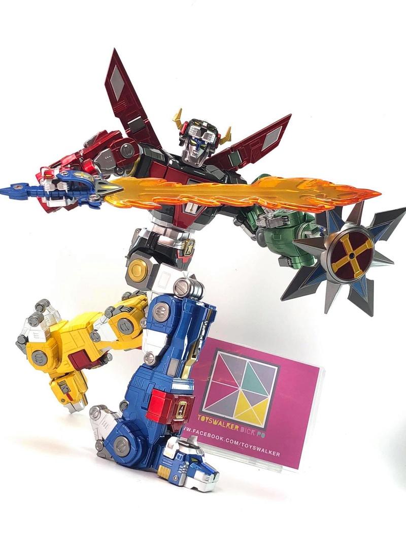 Voltron (Lion Voltron) - Diecast Golion (Icarus Toys / Toyswalker) 01473210
