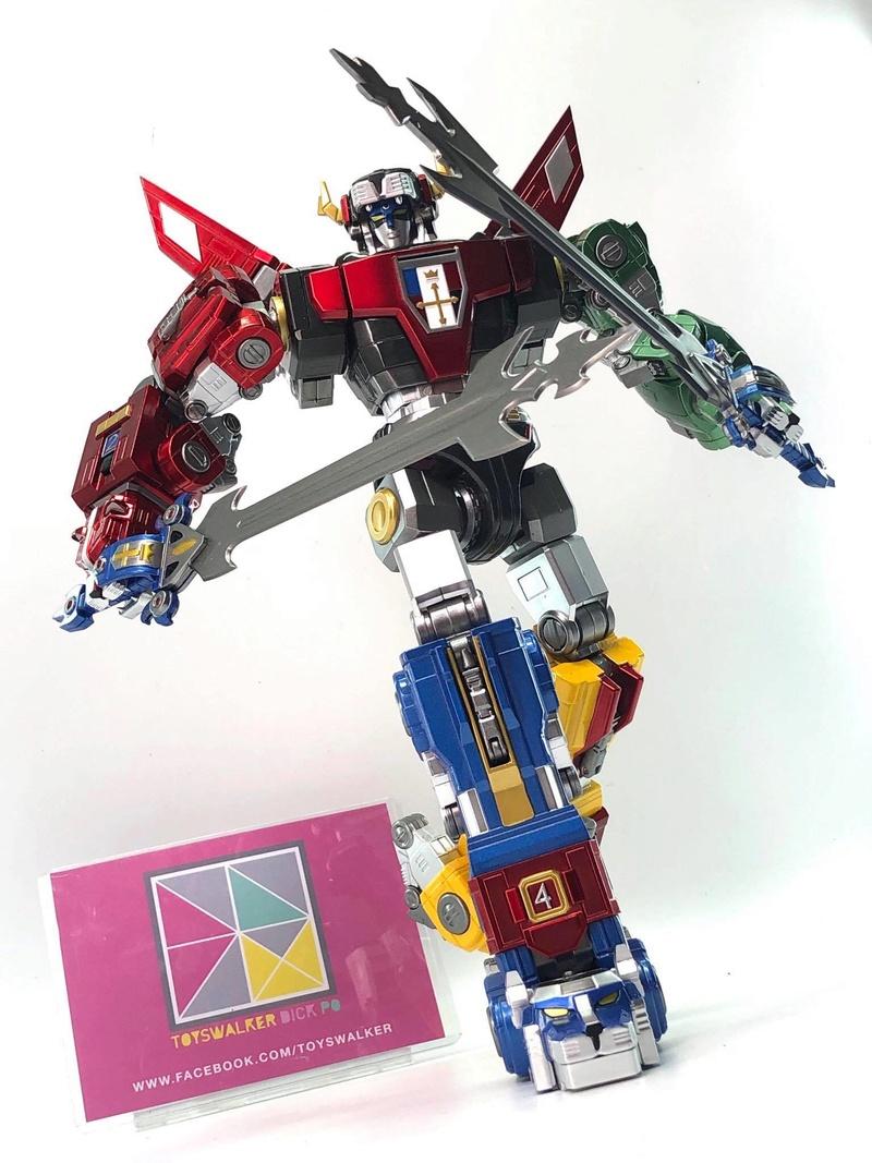 Voltron (Lion Voltron) - Diecast Golion (Icarus Toys / Toyswalker) 01473310