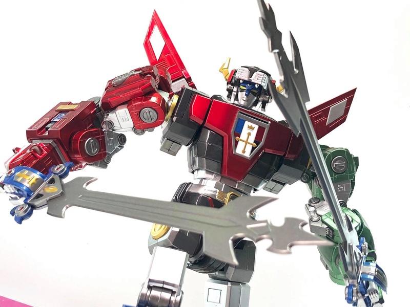 Voltron (Lion Voltron) - Diecast Golion (Icarus Toys / Toyswalker) 01473311