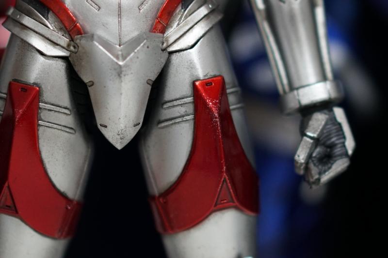 Ultraman Suit 1/6 (3A (ThreeA) Toys/threezero) 03921510
