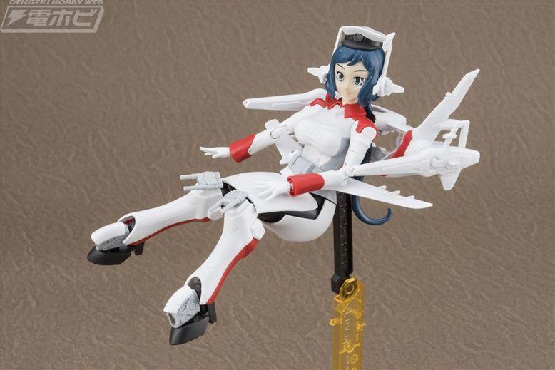 Gundam - HGBF 1/144 Gundam Build Fighters / Try (Bandai) 08074610