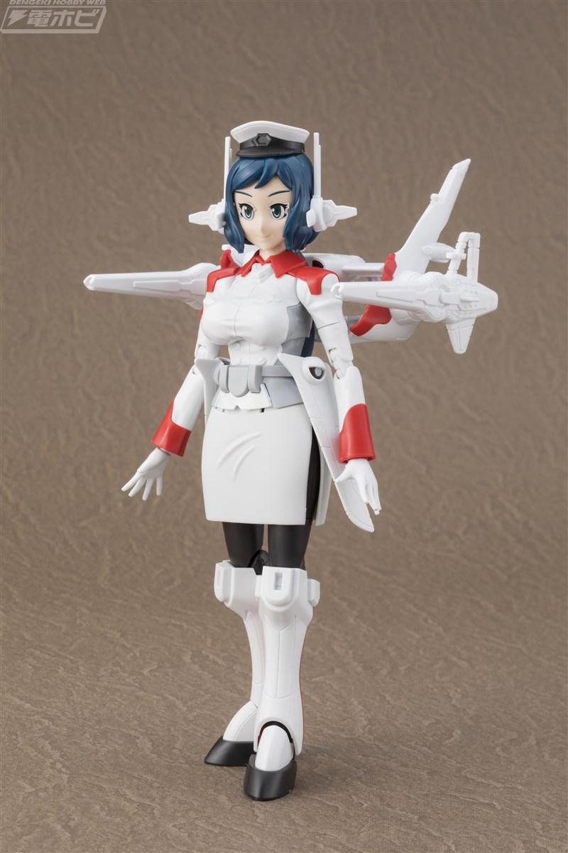 Gundam - HGBF 1/144 Gundam Build Fighters / Try (Bandai) 08074612