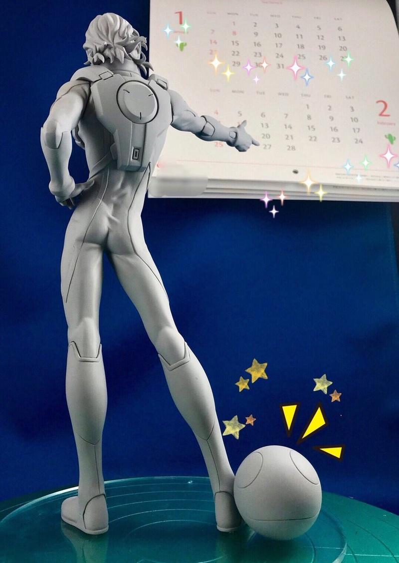 Gundam - Gundam Guys Generation DX (GGG) 1/8 (MegaHouse) 08502210