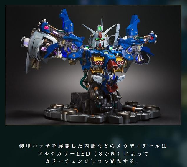 Nu Gundam Bust Display (Formania EX / Bandai) - Page 3 09232510