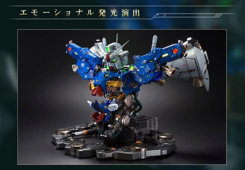 Nu Gundam Bust Display (Formania EX / Bandai) - Page 3 09232511