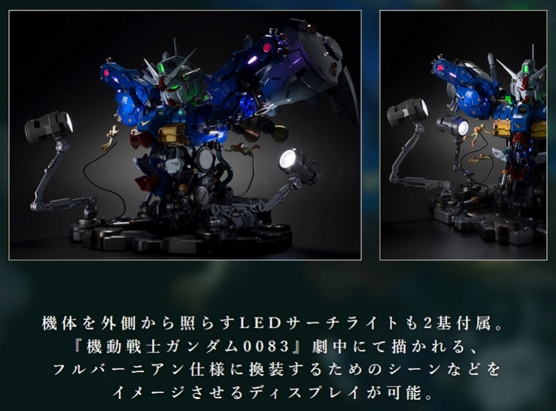 Nu Gundam Bust Display (Formania EX / Bandai) - Page 3 09232513
