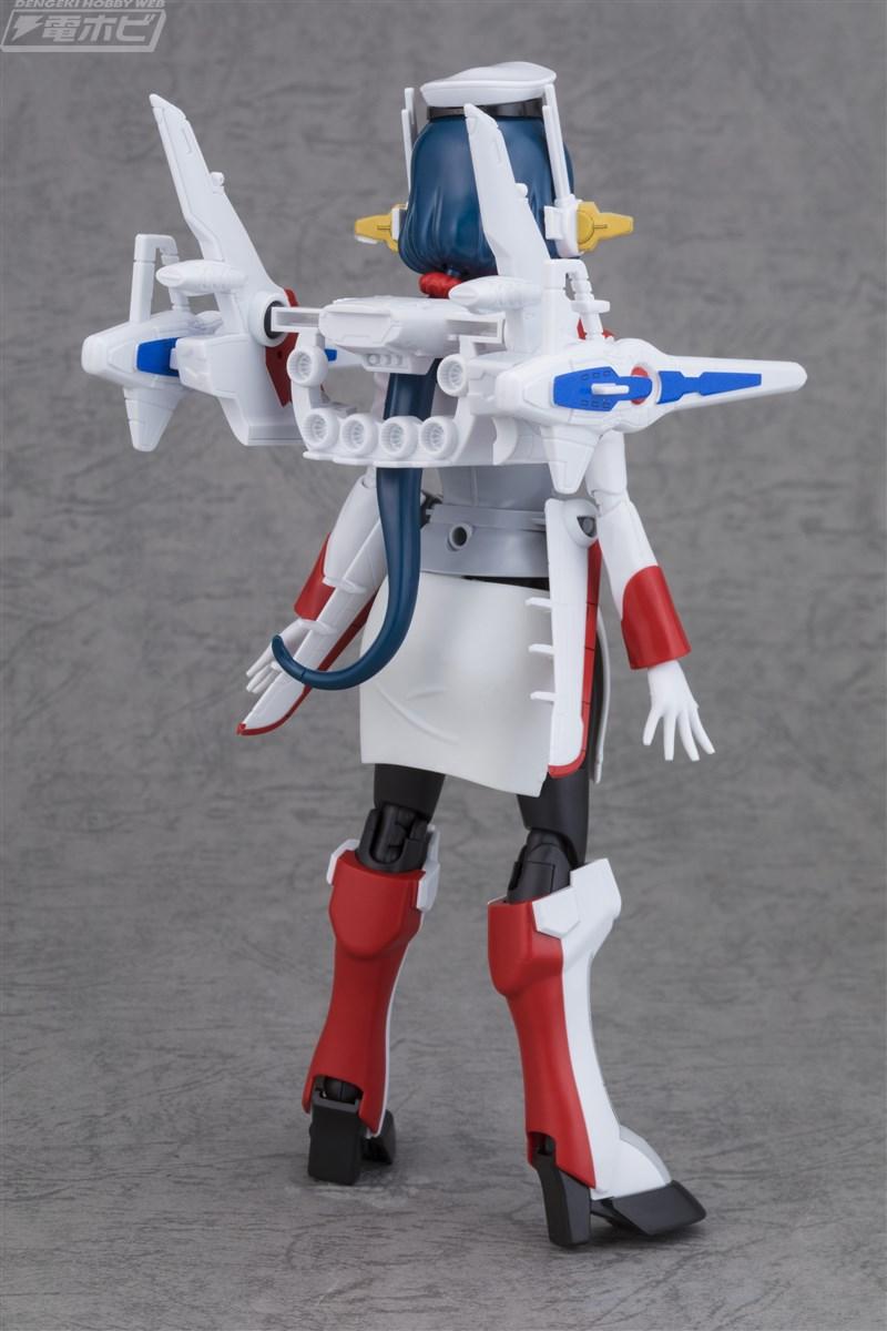Gundam - HGBF 1/144 Gundam Build Fighters / Try (Bandai) 09341710