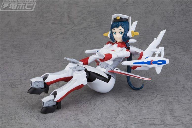 Gundam - HGBF 1/144 Gundam Build Fighters / Try (Bandai) 09341711