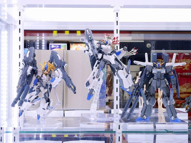 Gundam Fix Figuration AGP (Armor Girls Project) - Page 3 09545310