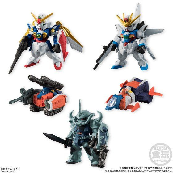 Gundam - Converge (Bandai) 10001156