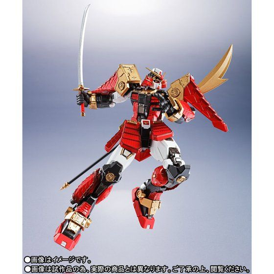 Gundam - Musha - Metal Robot Side MS (Bandai) 10001461