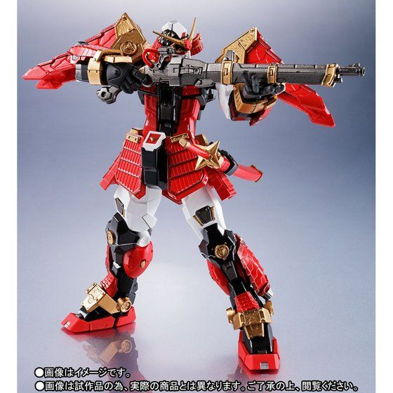 Gundam - Musha - Metal Robot Side MS (Bandai) 10001463