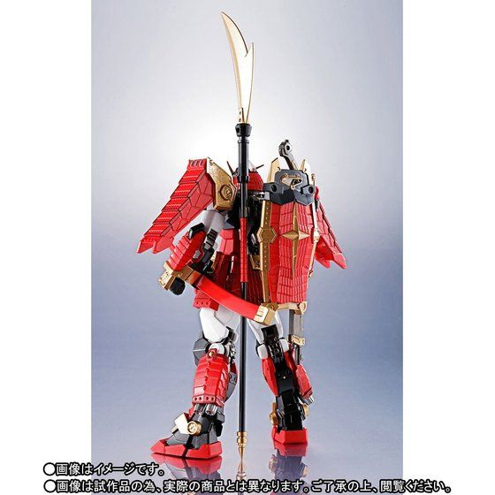 Gundam - Musha - Metal Robot Side MS (Bandai) 10001464