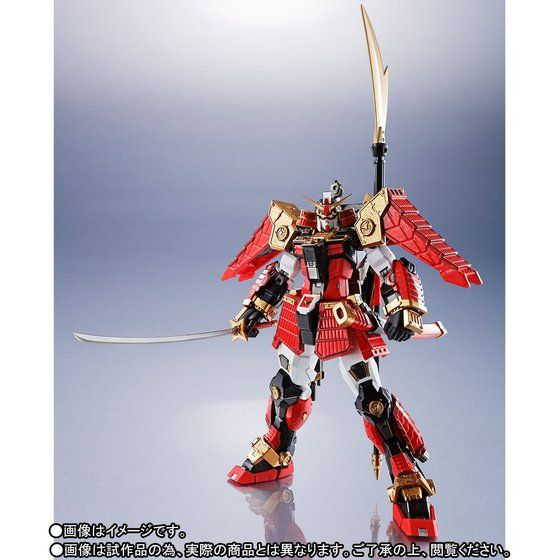 Gundam - Musha - Metal Robot Side MS (Bandai) 10001467