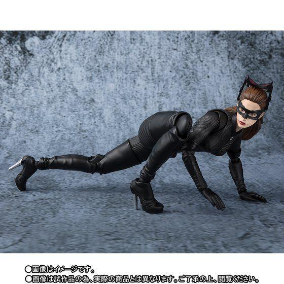 Catwoman - Batman The Dark Knigh rises - SH Figuarts (Bandai) 10001521