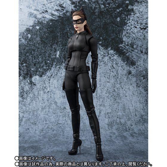 Catwoman - Batman The Dark Knigh rises - SH Figuarts (Bandai) 10001522