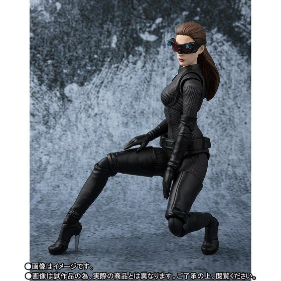 Catwoman - Batman The Dark Knigh rises - SH Figuarts (Bandai) 10001523