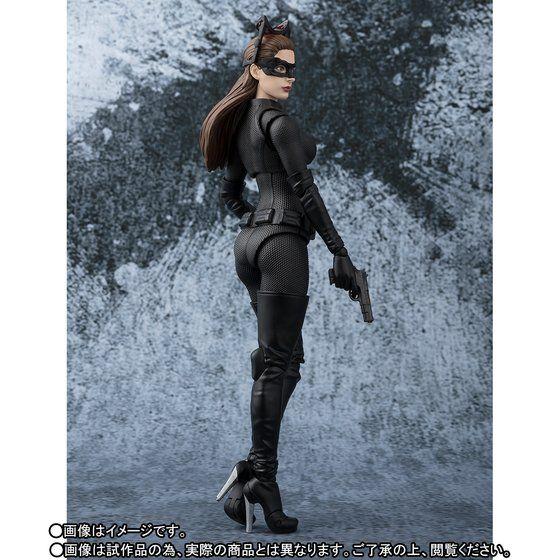 Catwoman - Batman The Dark Knigh rises - SH Figuarts (Bandai) 10001526