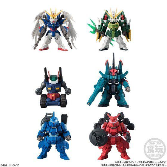 Gundam - Converge (Bandai) - Page 2 10001637