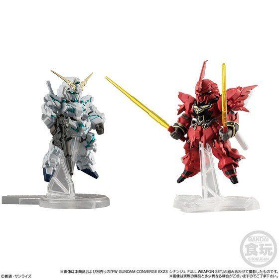 Gundam - Converge (Bandai) - Page 2 10001777