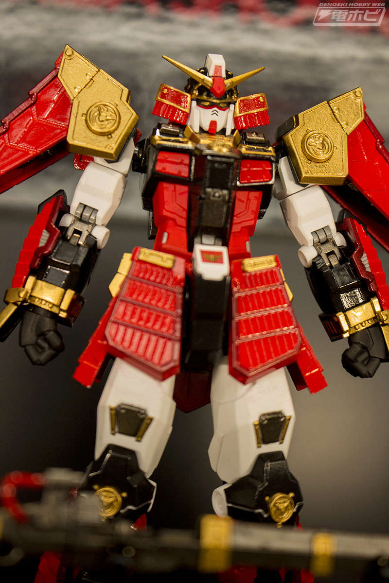 Gundam - Musha - Metal Robot Side MS (Bandai) 10253213