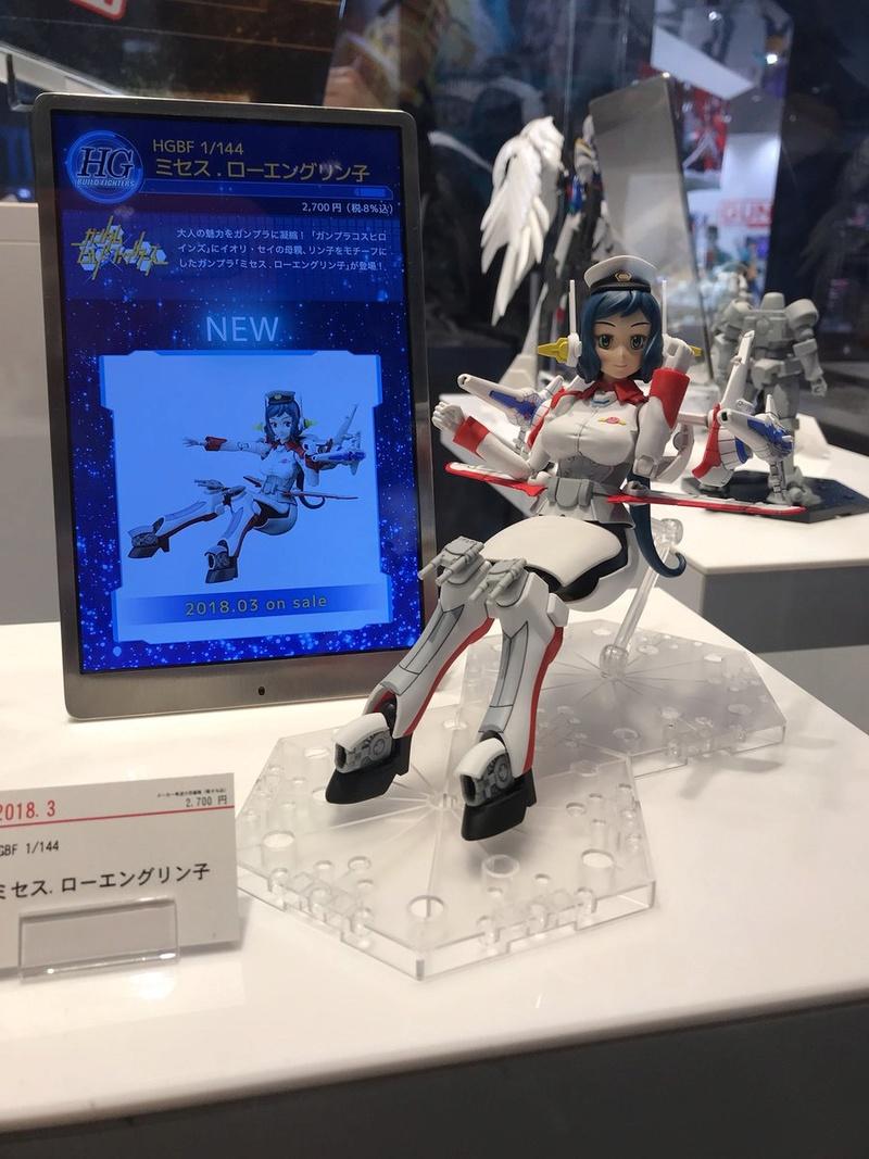 Gundam - HGBF 1/144 Gundam Build Fighters / Try (Bandai) 10545410