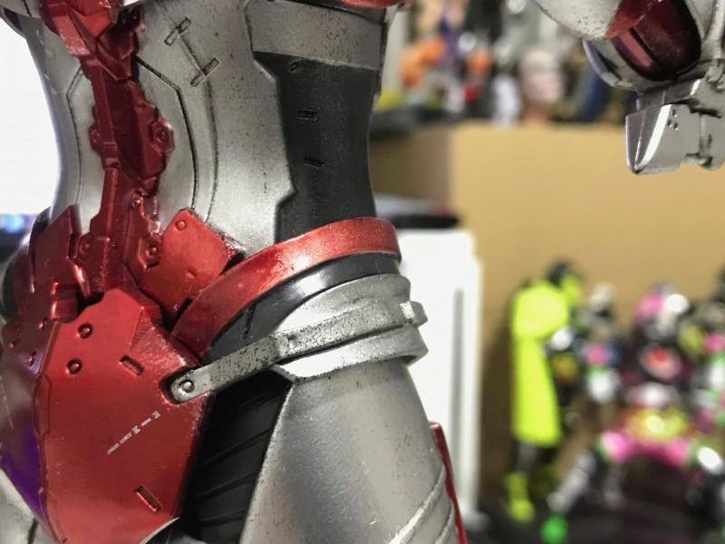 Ultraman Suit 1/6 (3A (ThreeA) Toys/threezero) 10fb1810