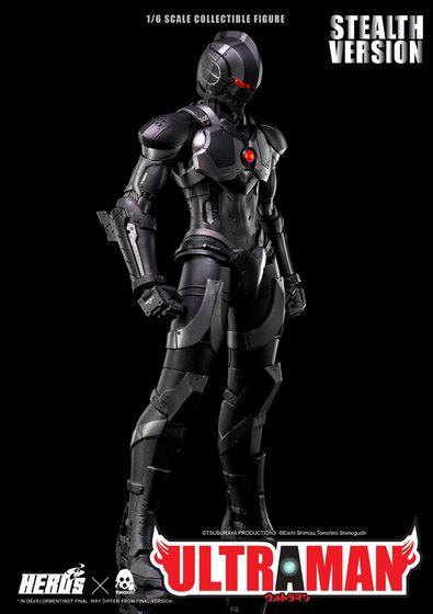 Ultraman Suit 1/6 (3A (ThreeA) Toys/threezero) 11502011