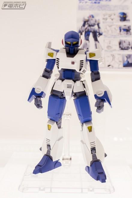 Techno Police 21C - Techroid Blader - HI-METAL R (Bandai) 12230610
