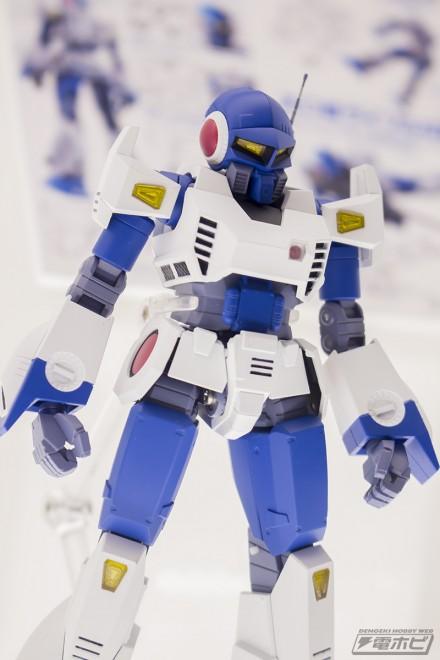 Techno Police 21C - Techroid Blader - HI-METAL R (Bandai) 12230611