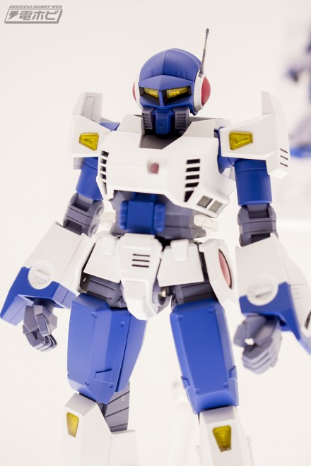 Techno Police 21C - Techroid Blader - HI-METAL R (Bandai) 12230613