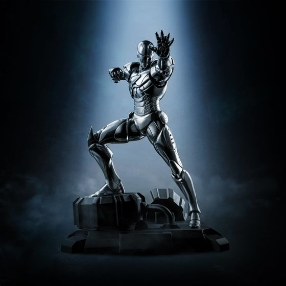 Iron Man - Collection Pewter Limited Edition (Royal Selangor) 13100210