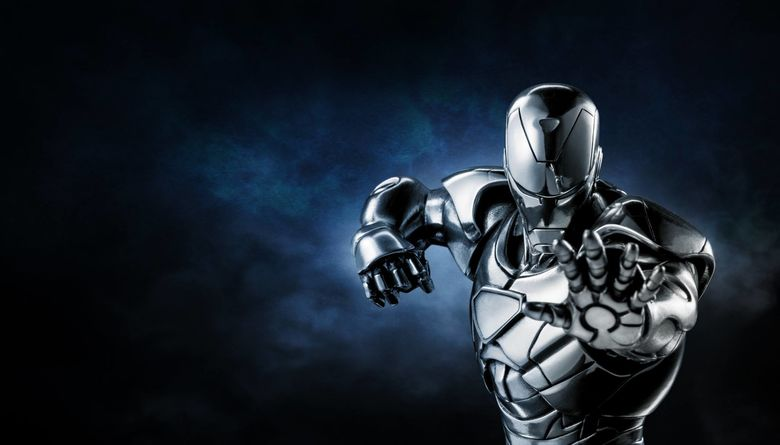 Iron Man - Collection Pewter Limited Edition (Royal Selangor) 13100211