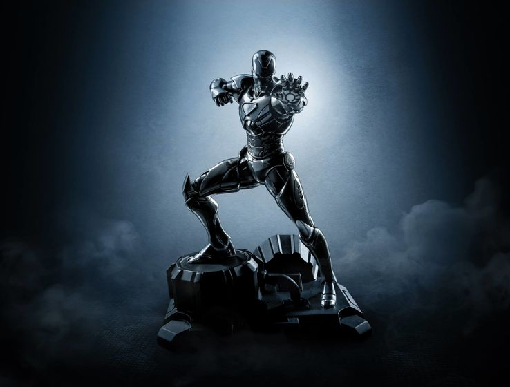 Iron Man - Collection Pewter Limited Edition (Royal Selangor) 13100213