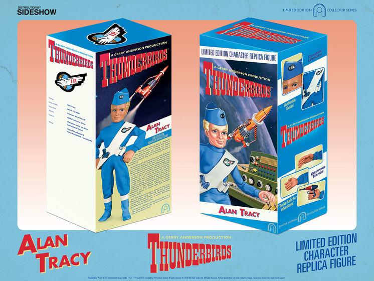 Thunderbirds 1/6 (BIG Chief / SideShow) 13122010