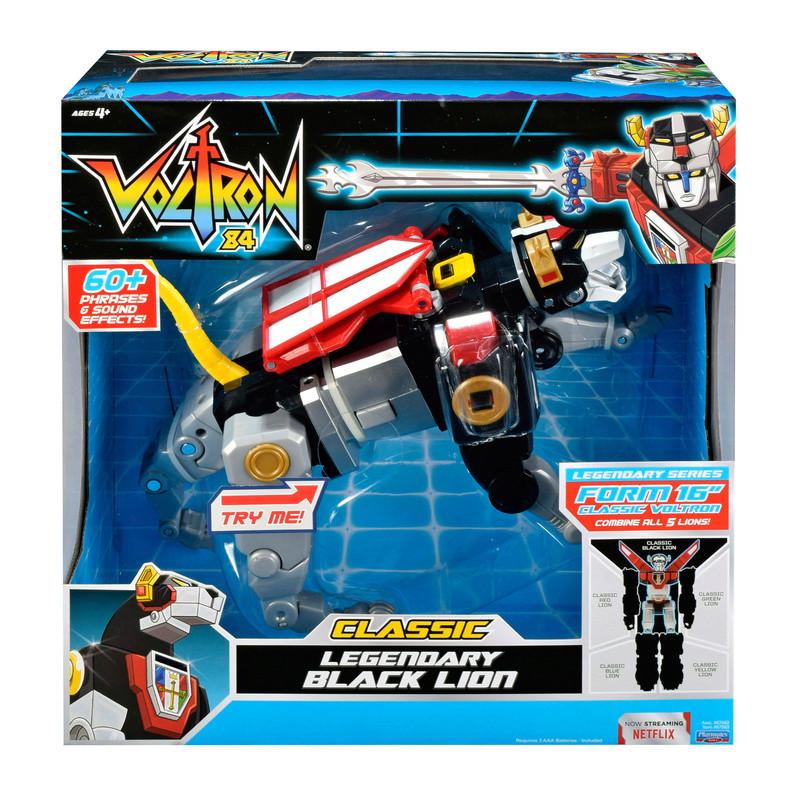 Voltron (Lion Voltron) Classic '84 Legendary Lion (Playmates Toys) 13223010
