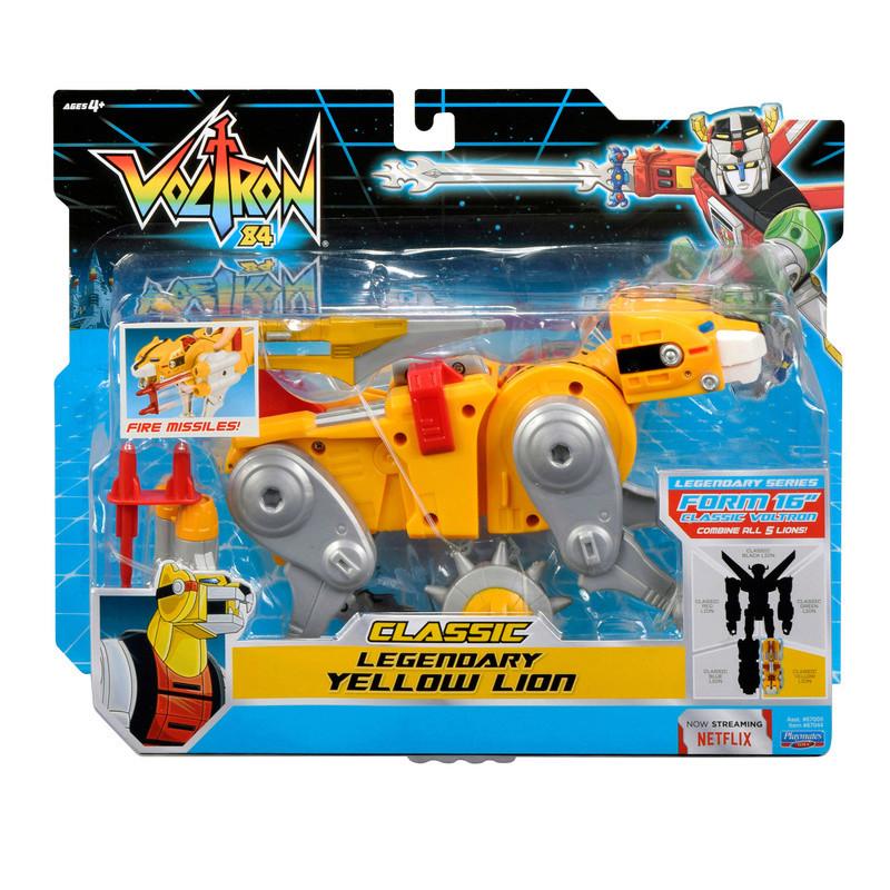 Voltron (Lion Voltron) Classic '84 Legendary Lion (Playmates Toys) 13223011