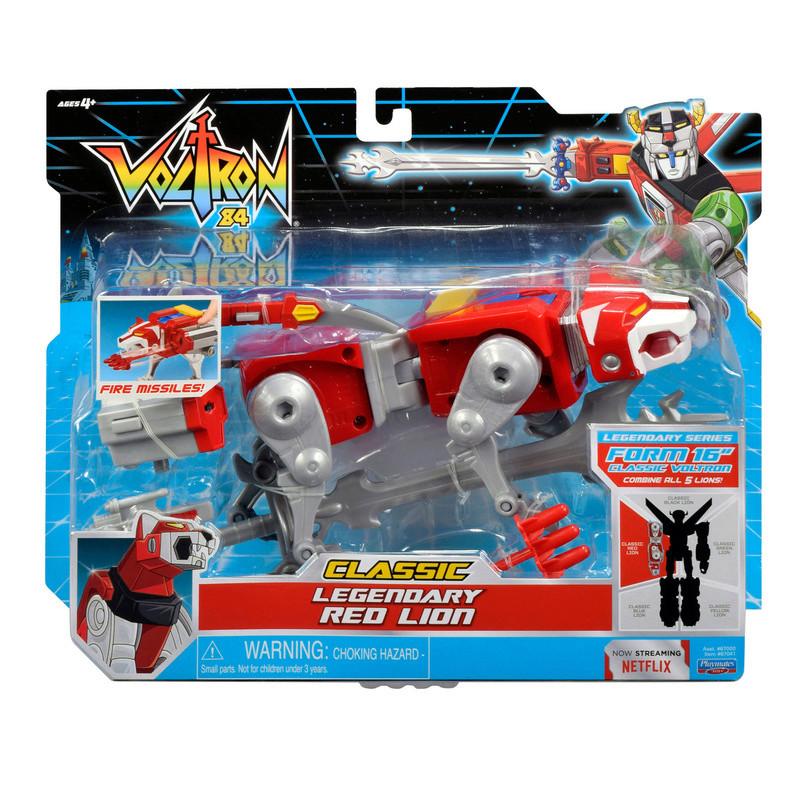 Voltron (Lion Voltron) Classic '84 Legendary Lion (Playmates Toys) 13223110