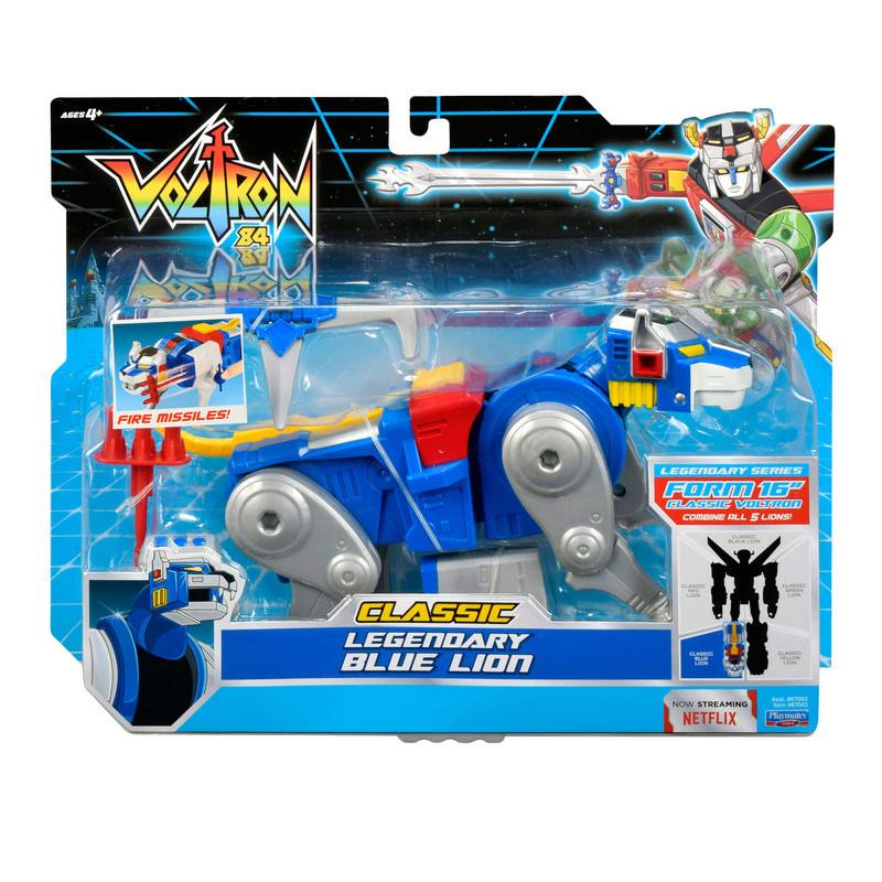Voltron (Lion Voltron) Classic '84 Legendary Lion (Playmates Toys) 13223111