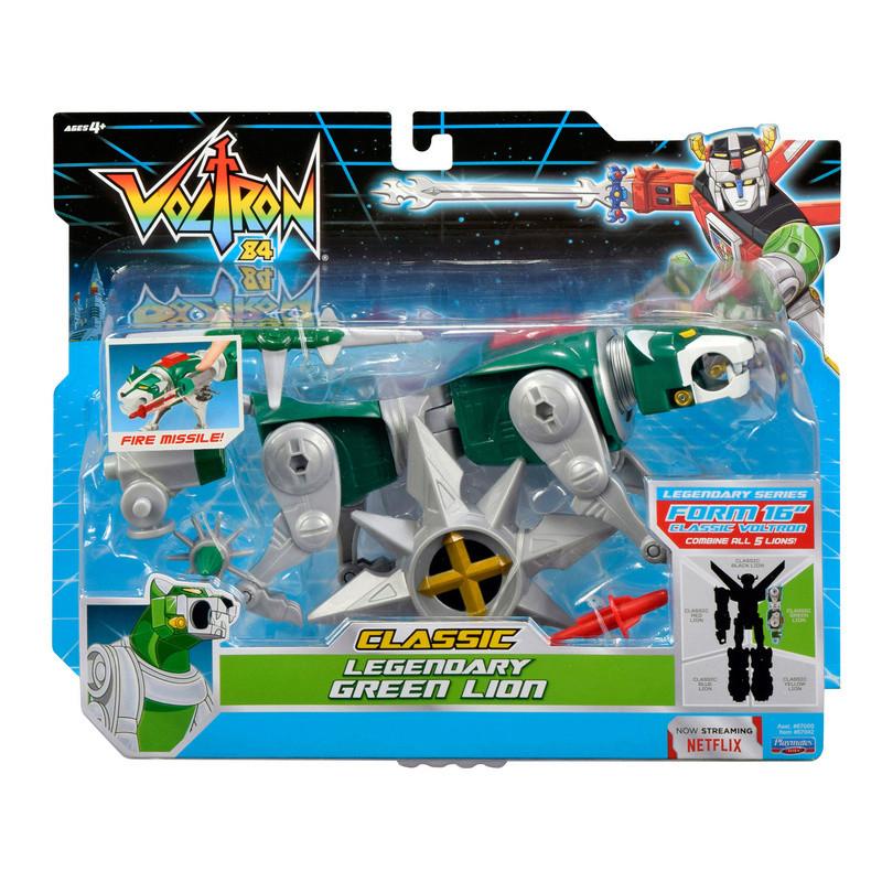 Voltron (Lion Voltron) Classic '84 Legendary Lion (Playmates Toys) 13223112