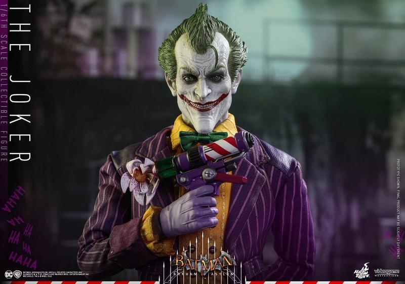 Batman : Arkham Asylum - The Joker Collectible 1/6 (Hot Toys) 13324410