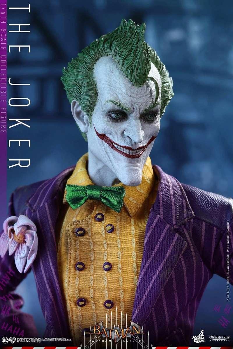 Batman : Arkham Asylum - The Joker Collectible 1/6 (Hot Toys) 13324910