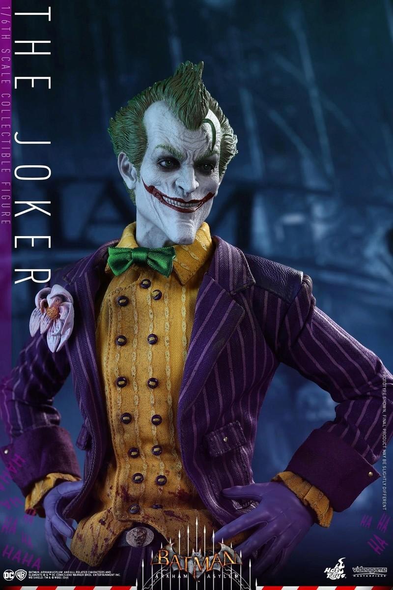 Batman : Arkham Asylum - The Joker Collectible 1/6 (Hot Toys) 13330710