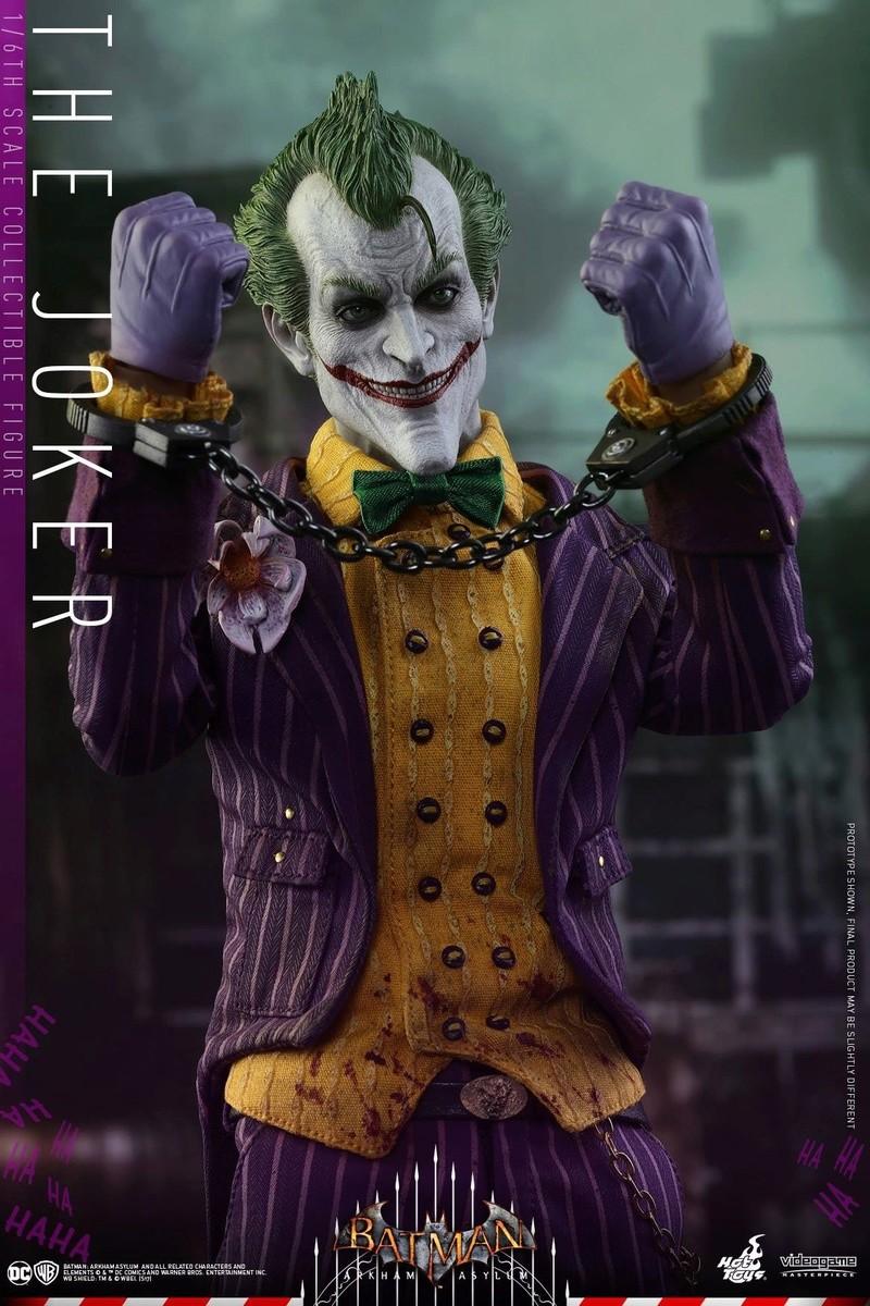 Batman : Arkham Asylum - The Joker Collectible 1/6 (Hot Toys) 13331910