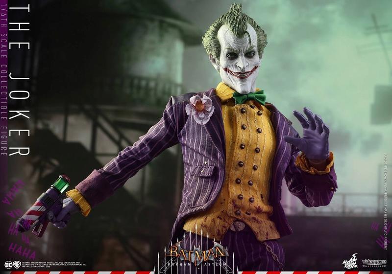 Batman : Arkham Asylum - The Joker Collectible 1/6 (Hot Toys) 13332510