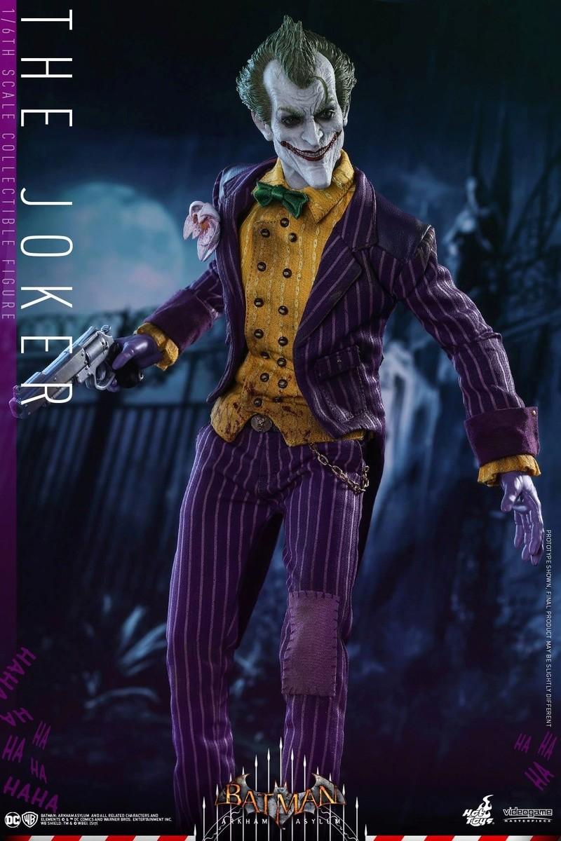 Batman : Arkham Asylum - The Joker Collectible 1/6 (Hot Toys) 13333110