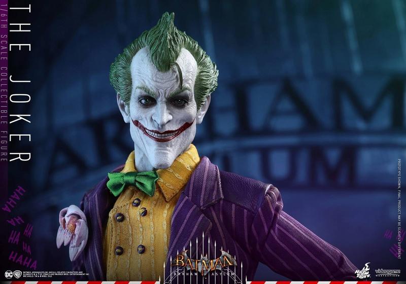 Batman : Arkham Asylum - The Joker Collectible 1/6 (Hot Toys) 13334410