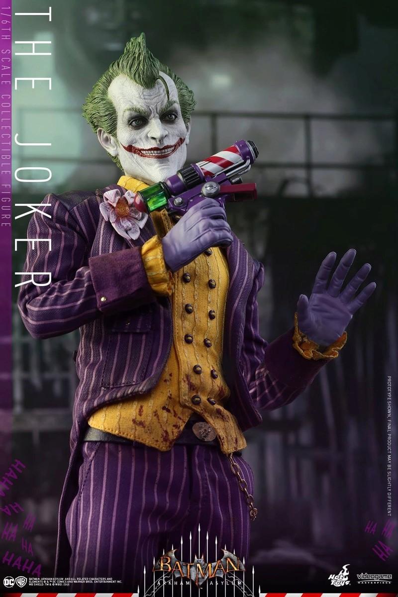Batman : Arkham Asylum - The Joker Collectible 1/6 (Hot Toys) 13335110